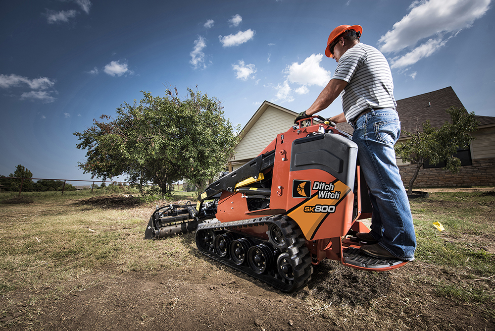 Ditch Witch Rental Equipment