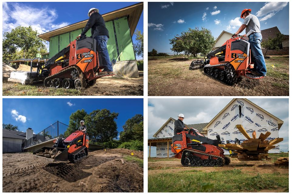 Rent this Ditch Witch RT115Q in Columbus, OH